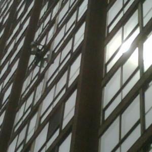 exterior window cleaningf