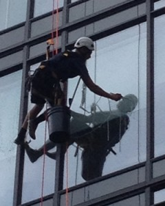 Sky High Window Cleaning Safety Training